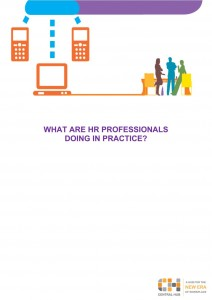 WHAT ARE HR PROFESSIONALS going