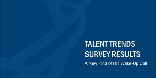 talent trends